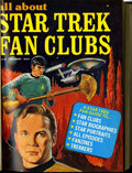 Magazines:Science-Fiction, All About Star Trek Fan Clubs Bound Volume #1-6 (Ego Enterprises,1976-77)....