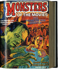 Monsters of the Movies #1-6 Bound Volume (Marvel, 1974-75)