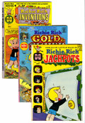 Bronze Age (1970-1979):Cartoon Character, Richie Rich File Copy Group (Harvey, 1972-79) Condition: NM-....(Total: 30 Comic Books)