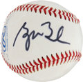Autographs:Baseballs, George W. Bush Single Signed Baseball. ...
