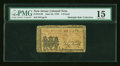 Colonial Notes:New Jersey, New Jersey June 22, 1756 £3 PMG Choice Fine 15....