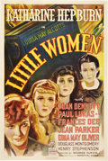 "Movie Posters:Drama, Little Women (RKO, 1933). One Sheet (27"" X 41"").. ..."