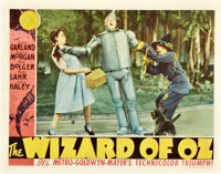 """The Wizard of Oz (MGM, 1939). Lobby Card (11"""" X 14"""")"""