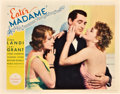 "Enter Madame (Paramount, 1935). Lobby Card (11"" X 14"")"