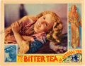 "Movie Posters:Drama, The Bitter Tea of General Yen (Columbia, 1933). Lobby Card (11"" X 14"").. ..."