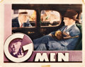 "Movie Posters:Crime, G-Men (First National, 1935). Lobby Card (11"" X 14"").. ..."