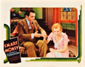 "Movie Posters:Crime, Smart Money (Warner Brothers, 1931). Lobby Card (11"" X 14"").. ..."