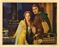 "Movie Posters:Adventure, The Adventures of Robin Hood (Warner Brothers, 1938). Lobby Card (11"" X 14"").. ..."