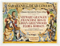 "Movie Posters:Romance, Saraband for Dead Lovers (Ealing, 1948). British Quad (30"" X 40"")....."