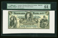 Canadian Currency: , Toronto, ON- The Standard Bank of Canada $5 May. 1, 1891 Ch.695-14-04P Proof. ...