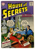Silver Age (1956-1969):Mystery, House of Secrets #3 (DC, 1957) Condition: VG/FN....