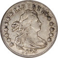 Early Dimes, 1805 10C 5 Berries AU53 NGC....