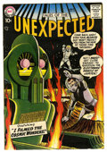 Silver Age (1956-1969):Horror, Tales of the Unexpected #27 (DC, 1958) Condition: FN/VF....