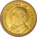 Commemorative Gold, 1903 G$1 Louisiana Purchase/McKinley MS66 PCGS....