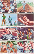 "Movie Posters:Drama, Cool Hand Luke (Warner Brothers, 1967). Lobby Card Set of 8 (11"" X14"").. ... (Total: 8 Items)"