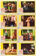 "Movie Posters:Drama, The Hustler (20th Century Fox, 1961). Lobby Card Set of 8 (11"" X14"").. ... (Total: 8 Items)"