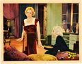 "Movie Posters:Comedy, Three Wise Girls (Columbia, 1932). Lobby Card (11"" X 14"").. ..."