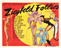 "Movie Posters:Musical, Ziegfeld Follies (MGM, 1945). Title Lobby Card (11"" X 14"").. ..."