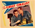 "Movie Posters:Crime, The Great O'Malley (Warner Brothers, 1937). Lobby Card (11"" X14"").. ..."