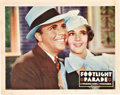 "Movie Posters:Musical, Footlight Parade (Warner Brothers, 1933). Lobby Card (11"" X 14"")....."