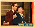 "Movie Posters:Drama, Men are Such Fools (Warner Brothers, 1938). Lobby Card (11"" X14"").. ..."