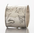 Silver Holloware, American:Napkin Rings, AN AMERICAN SILVER NAPKIN RING. Unger Bros., Newark, New Jersey,circa 1900. Marks: UB (conjoined), STERLING SILVER...