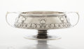 Silver Holloware, British:Holloware, AN EDWARDIAN SILVER CENTER BOWL. William Comyns, London, England,1900-1901. Marks: (lion passant), (leopard's head), W.C,...