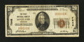 National Bank Notes:Colorado, Loveland, CO - $20 1929 Ty. 1 The First NB Ch. # 7648. ...