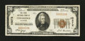 National Bank Notes:Colorado, Cedaredge, CO - $20 1929 Ty. 1 The First NB Ch. # 10272. ...
