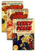 Golden Age (1938-1955):Miscellaneous, Harvey Miscellaneous Adventure Comics Group (Harvey, 1950s) Condition: Average VG-.... (Total: 22 Comic Books)