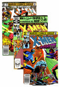 Modern Age (1980-Present):Superhero, X-Men Group (Marvel, 1981-86) Condition: Average NM.... (Total: 38Comic Books)