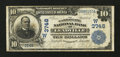 National Bank Notes:Colorado, Leadville, CO - $10 1902 Date Back Fr. 618 The Carbonate NB Ch. #(W)3746. ...