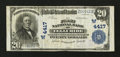National Bank Notes:Colorado, Telluride, CO - $20 1902 Plain Back Fr. 653 The First NB Ch. #(W)4417. ...