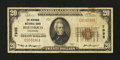 National Bank Notes:Colorado, Berthoud, CO - $20 1929 Ty. 1 The Berthoud NB Ch. # 7995. ...