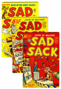 Silver Age (1956-1969):Humor, Sad Sack Related File Copy Group (Harvey, 1951-64) Condition: Average VF/NM.... (Total: 21 Comic Books)