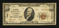 National Bank Notes:Colorado, Alamosa, CO - $10 1929 Ty. 2 The American NB Ch. # 7904. ...