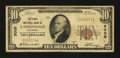 National Bank Notes:Colorado, Carbondale, CO - $10 1929 Ty. 1 The First NB Ch. # 9009. ...