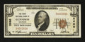 National Bank Notes:Colorado, Gunnison, CO - $10 1929 Ty. 1 The First NB Ch. # 2686. ...