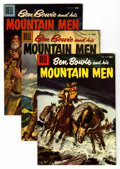 Silver Age (1956-1969):Adventure, Ben Bowie and His Mountain Men File Copy Group (Dell, 1957-58) Condition: Average VF/NM.... (Total: 5 Comic Books)