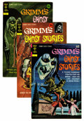Bronze Age (1970-1979):Horror, Grimm's Ghost Stories File Copy Group (Gold Key/Whitman, 1972-81).... (Total: 51 Comic Books)