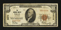 National Bank Notes:Colorado, Wray, CO - $10 1929 Ty. 1 The NB of Wray Ch. # 9676. ...