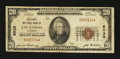 National Bank Notes:Colorado, Las Animas, CO - $20 1929 Ty. 1 The First NB Ch. # 6030. ...