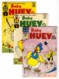 Silver Age (1956-1969):Humor, Baby Huey, the Baby Giant File Copy Group (Harvey, 1959-66) Condition: Average VF/NM.... (Total: 10 Comic Books)