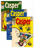 Silver Age (1956-1969):Humor, Casper Related Titles - File Copy Group (Harvey, 1955-76) Condition: Average VF+.... (Total: 16 Comic Books)