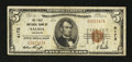 National Bank Notes:Colorado, Salida, CO - $5 1929 Ty. 1 The First NB Ch. # 4172. ...