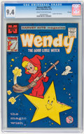 Silver Age (1956-1969):Cartoon Character, Harvey Hits #21 Wendy, the Good Little Witch - File Copy (Harvey, 1959) CGC NM 9.4 Cream to off-white pages....
