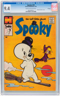 Silver Age (1956-1969):Humor, Spooky #20 File Copy (Harvey, 1958) CGC NM 9.4 Cream to off-white pages....