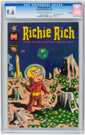 Silver Age (1956-1969):Humor, Richie Rich #71 File Copy (Harvey, 1968) CGC NM+ 9.6 Off-white to white pages....