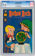 Silver Age (1956-1969):Humor, Richie Rich #77 File Copy (Harvey, 1969) CGC NM+ 9.6 Off-white to white pages....