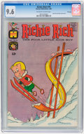 Silver Age (1956-1969):Humor, Richie Rich #79 File Copy (Harvey, 1969) CGC NM+ 9.6 Off-white to white pages....